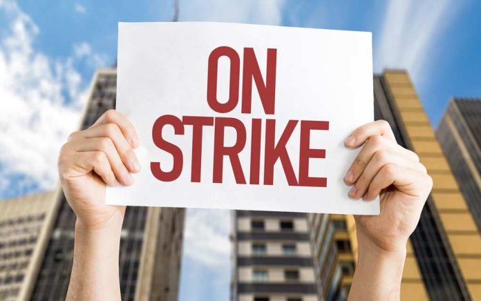 Poll: Should There Be Restrictions on Worker Strikes?