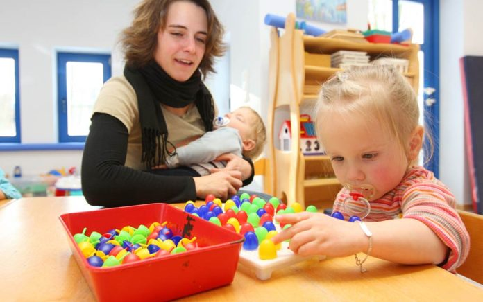 Poll: Should the Government Assist With Child Care Expenses?