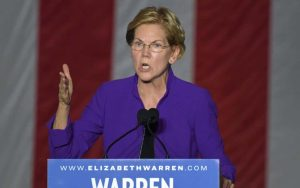 Poll: Is Warren Weaponizing Feminism?