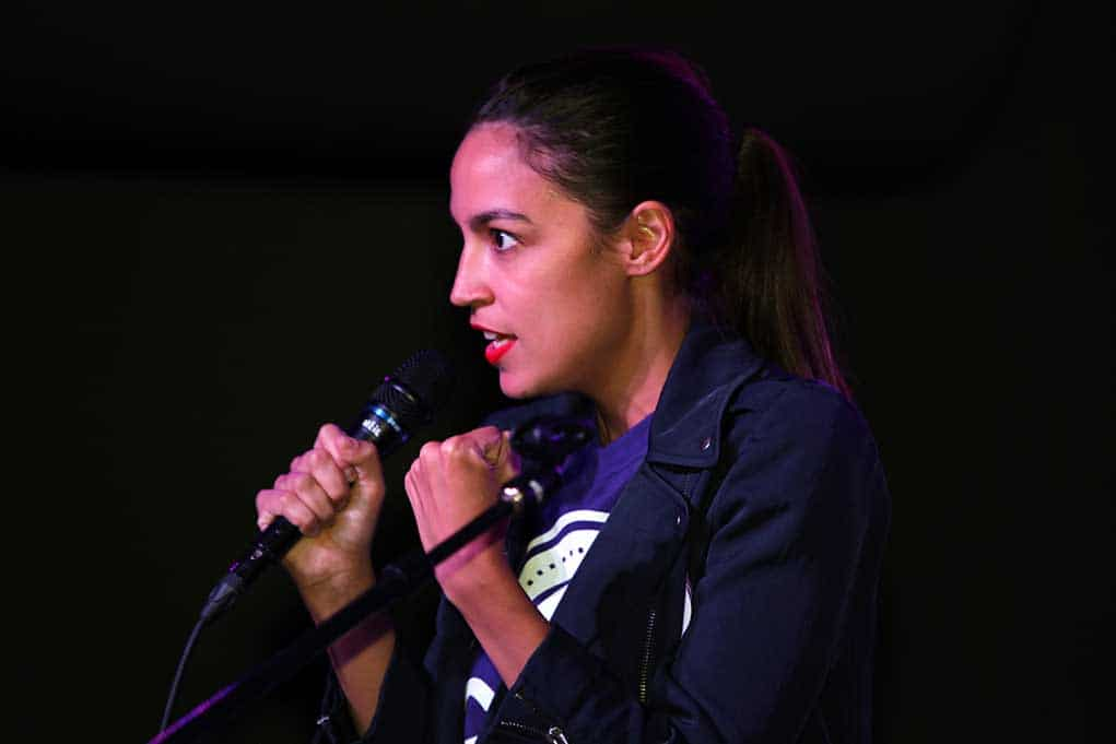 """Is a Constitutional Crisis Brewing Over AOC's """"Ministry of Truth?"""""""