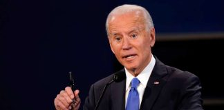 Biden Claims Capitol Police Treated Rioters Differently Than BLM