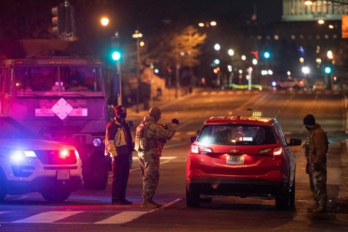 Why the Overwhelming, Unprecedented Military Presence in Washington, DC?