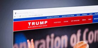 Shopify Takes Down Trump's Web Store