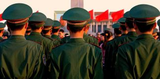China's President Orders Two Million Soldiers to Ready for War