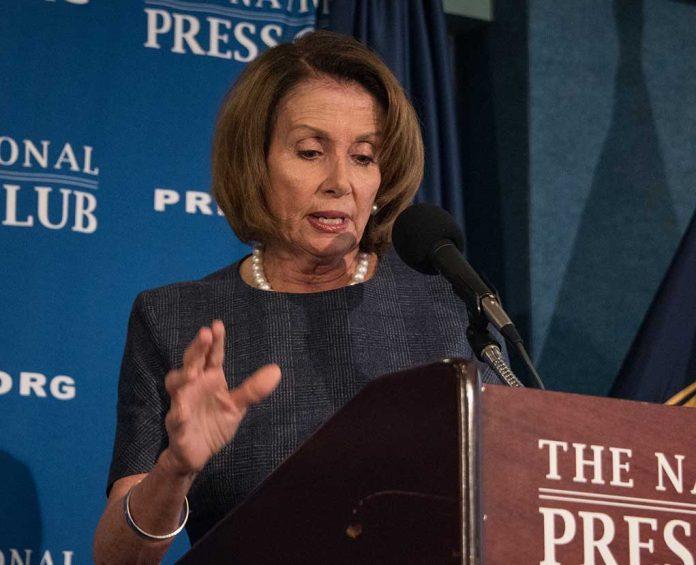 Nancy Pelosi Tries to Get Military to Turn on President Trump