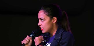 Ocasio-Cortez Demands ICE Be Removed From Power