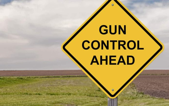 White House Press Secretary Says Gun Control a Top Priority for Biden