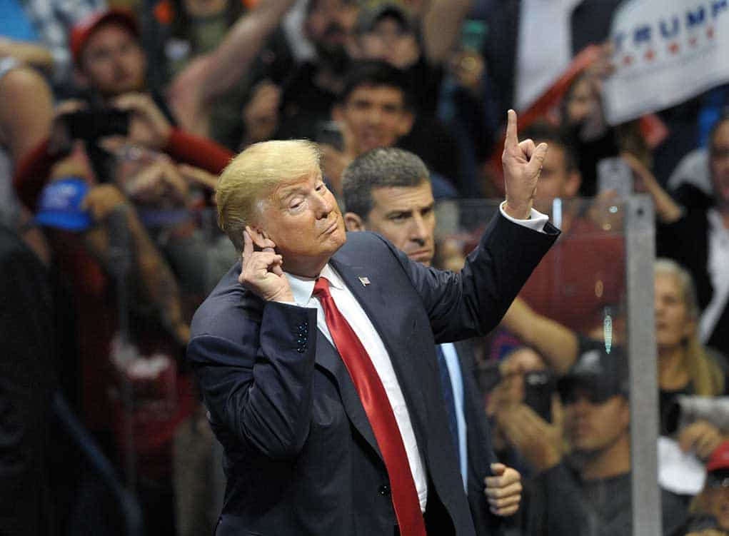 Republican Party Can't Survive Without Trump