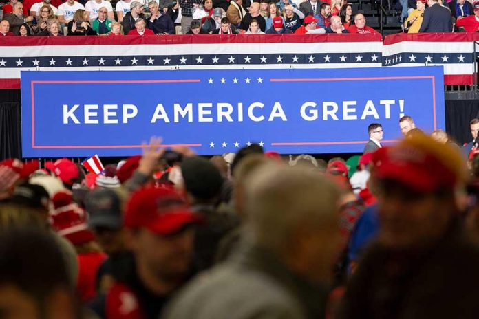 Citizens United Roll Out Their Conservative Agenda to Keep America Great