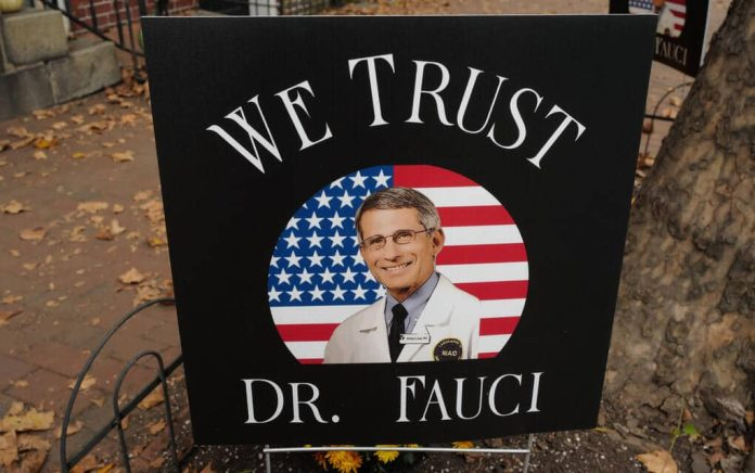 Is a Backlash Brewing from the Left and Right Against Biden and Fauci?