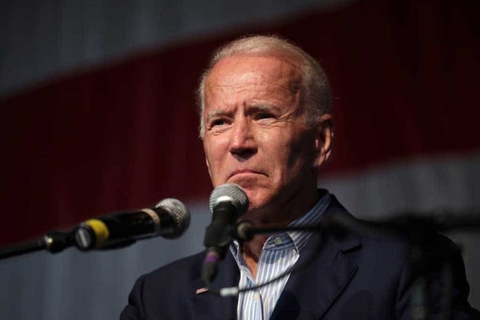 Sheriff Blasts Joe Biden for Destroying ICE