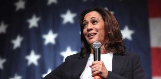 Kamala Harris Jokes About President Trump's Demise