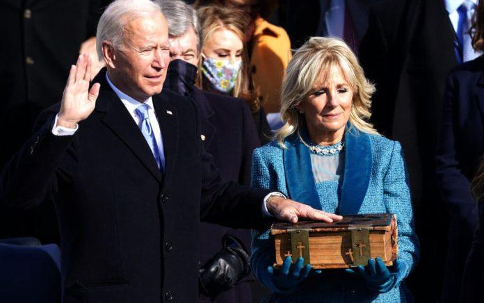 Biden's First 10 Days Expose Democrats