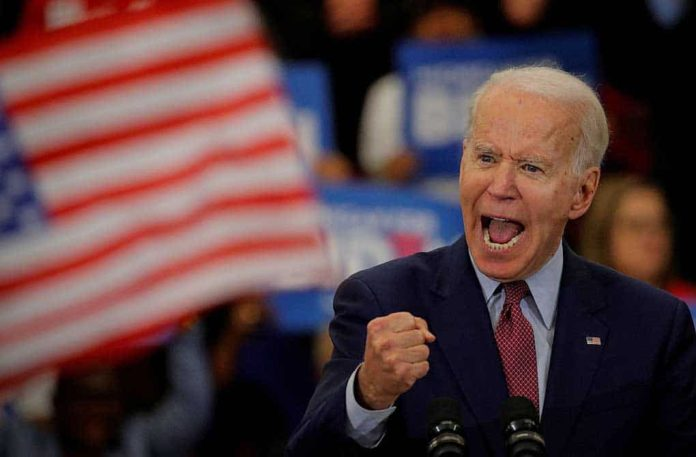 Democrats Call For Biden to Relinquish Sole Nuclear Launch Control