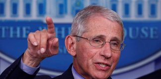 Inconsistent Dr. Fauci Still Isolating Himself Post-Vaccine