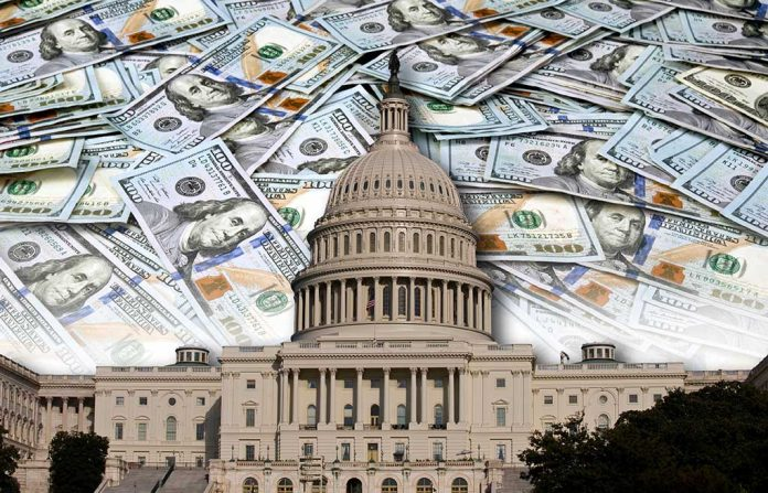 Federal Government Explosive Spending Could Spark Inflation