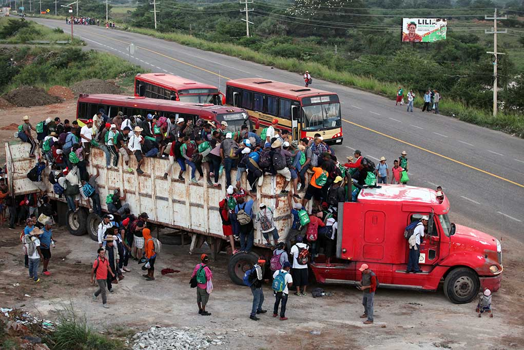 Biden Administration Is Wrong - Illegal Immigration Is a Super Spreader Crisis