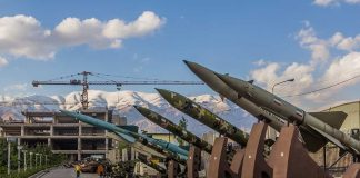 Iran Touts New Missile Base as Biden Goes Soft