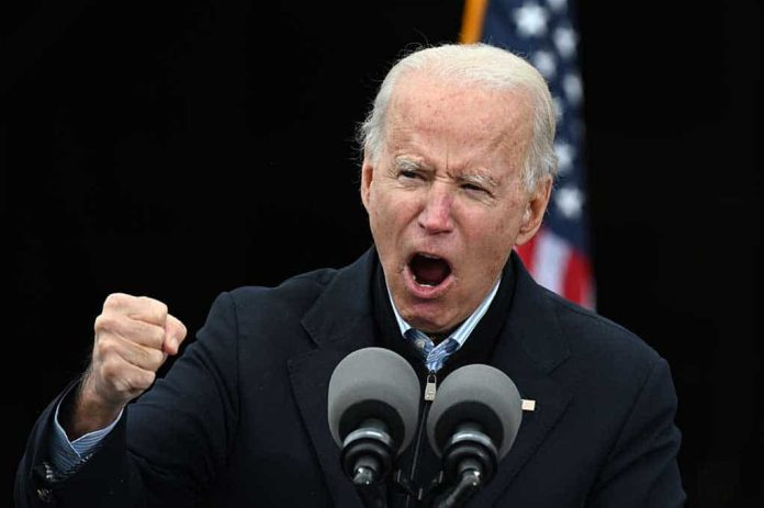 Biden Says Ensuring Voting Integrity is
