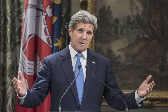 John Kerry Issues Threat To Oil Companies