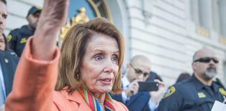 """Pelosi Claims """"Climate Change"""" Is Causing Border """"Crisis"""""""