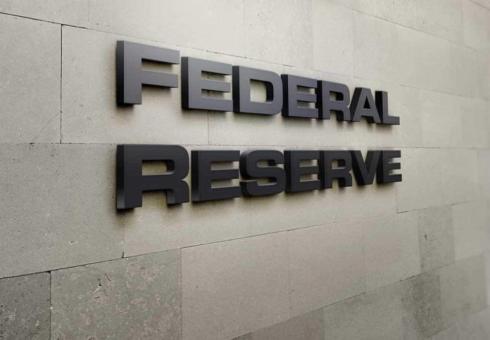 Federal Reserve Caught Trying to Push Climate Change