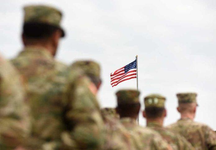US Military Troops Begin Lengthy Withdrawal