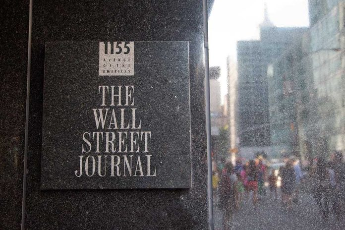 Wall Street Journal Credits Donald Trump For the Nation's Economic Recovery