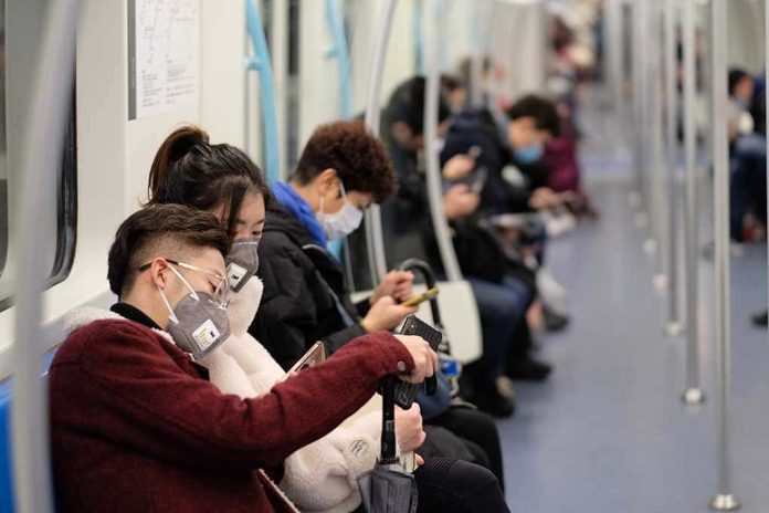 China Now Releases App That Lets People Report