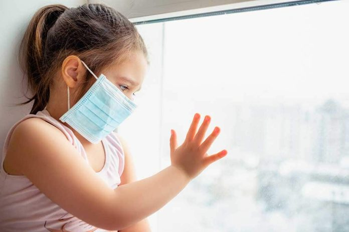 Children as Young as 2 Will Be Forced to Wear Masks