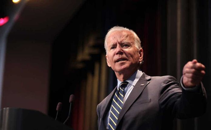 Biden Calls for Congress to Take Action Against Police