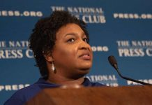 Stacey Abrams Calls For Restrictive Voting Laws in Democrat States Only