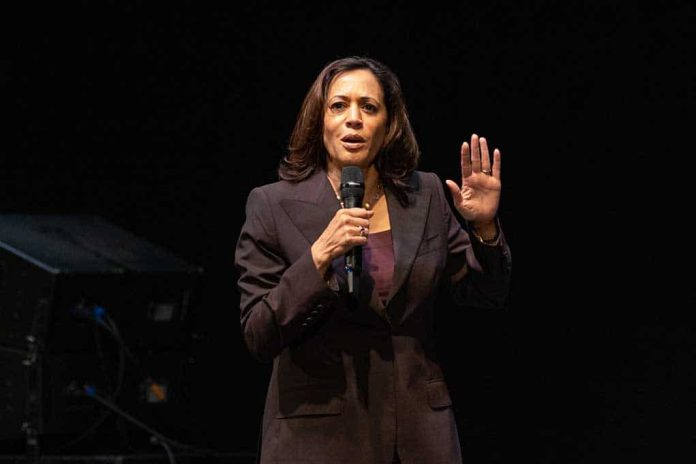 Kamala Harris Violates Her Own Pledge