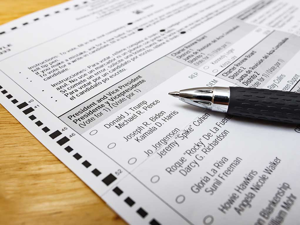 """Over 1,000 """"Phantom Ballots"""" Have Already Been Found In Election Audit"""