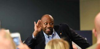 Prominent Black Democrat Sides With Tim Scott, Kind of...