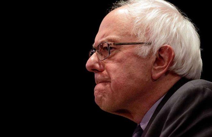Bernie Sanders Says Giant Corporations Have Taken Over Democrat Party