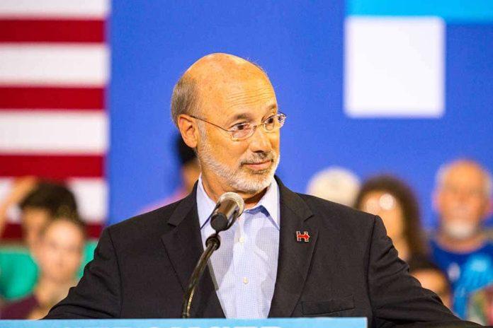 Pennsylvania Voters Rebel Against Power Crazed Governor