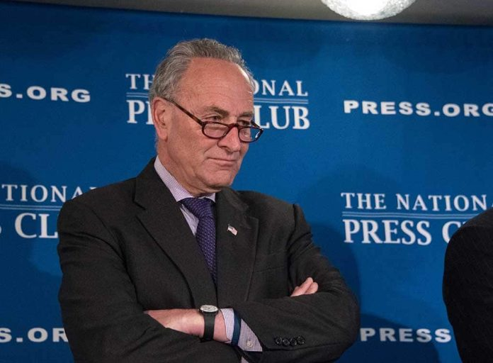 Schumer Tries to Rig the Rules - AGAIN!