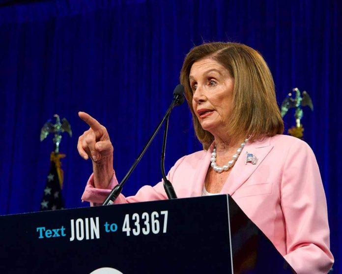 Nancy Pelosi Tells Fellow Democrats to Keep Pushing Dangerous Reform