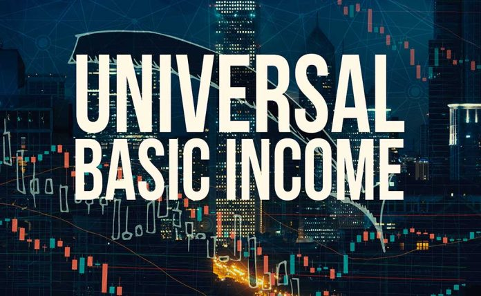 Is Biden Slipping Universal Basic Income In Through the Back Door?