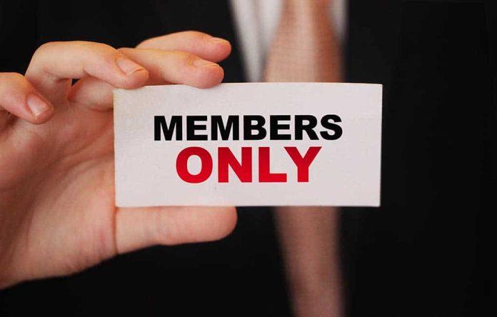Hypocrite Democrat Senator Has Membership in Racist Club