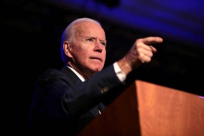 Joe Biden Attacks U.S. Senators for Voting With GOP