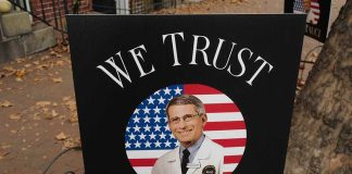 Dr. Fauci: Rebuilding Trust in Science Not Easy
