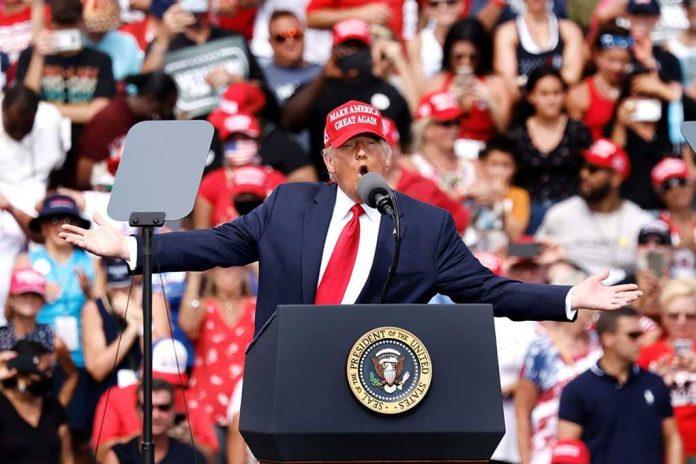 Donald Trump Jumps Back Into Politics With Massive Splash