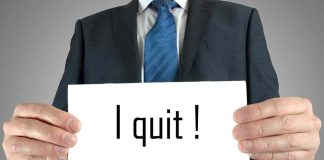 People Quitting Jobs in Record Numbers in the United States