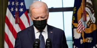 Biden Admits His Staff Won't Let Him Talk to Press in Shocking Footage