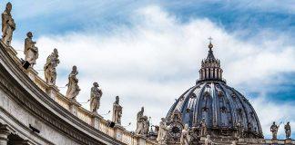 US Embassy Flies Gay Pride Flag in Vatican City