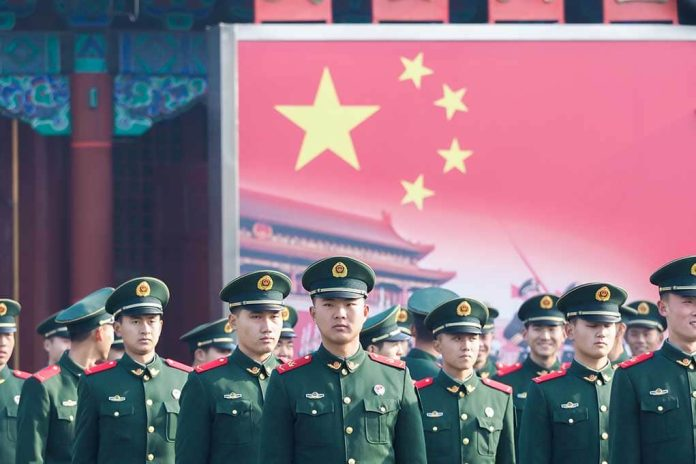 Chinese Plan to Infect World With