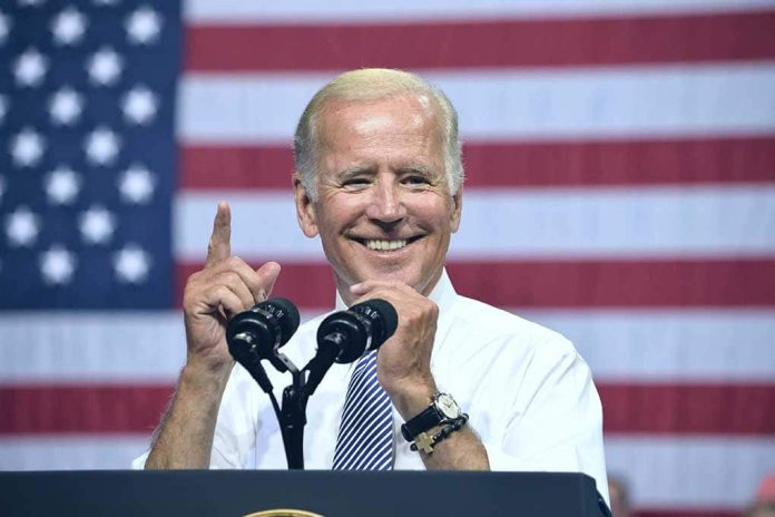 Joe Biden Makes Inappropriate Comment About Young Woman
