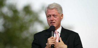 U of Arkansas Considers Removing Statue Of Bill Clinton's Mentor